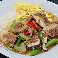 沙茶牛肉燴飯(1)