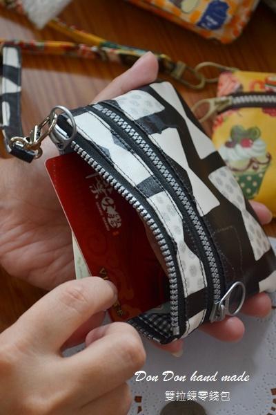 夾層存褶包。單拉鍊三層零錢包。雙拉鍊零錢包(8)
