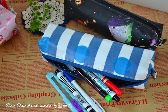 防水。方型筆袋(3)