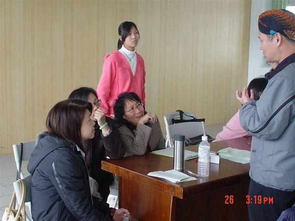 我最崇拜的姨丈--師大特教系副教授 王華沛