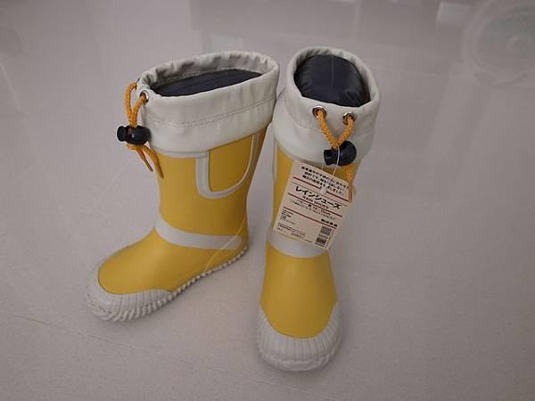 MUJI雨鞋_1