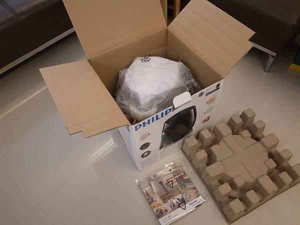 飛利浦 氣炸鍋 HD9220_2