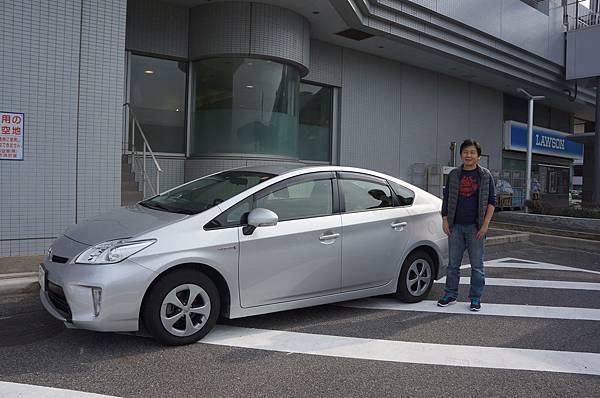 Toyota Prius 油電混合車