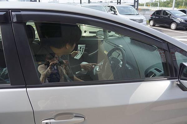 Toyota Prius 油電混合車_2