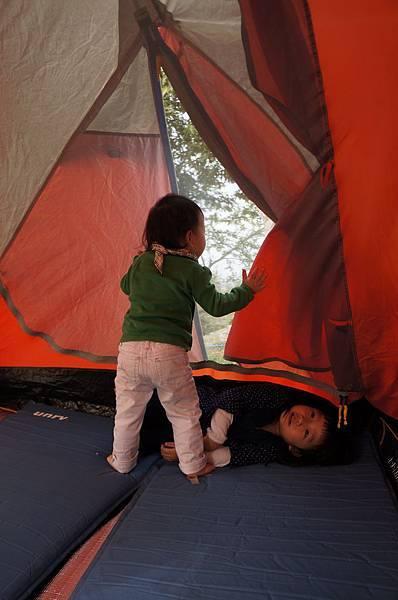 兩小的第一次露營_5