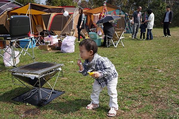 兩小的第一次露營_9
