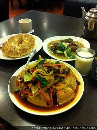 帕米爾新疆菜