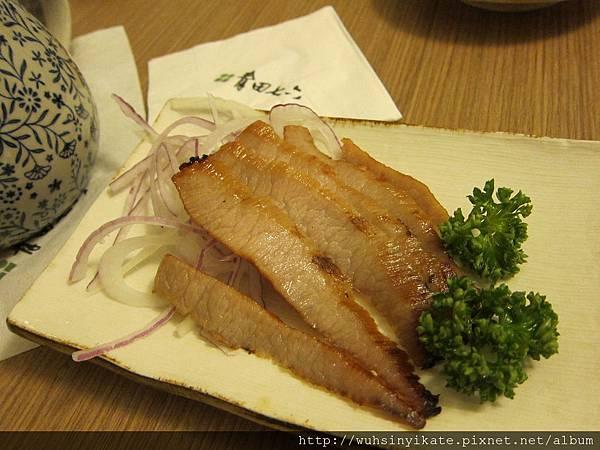 紅麴味增松阪豬~超好吃!