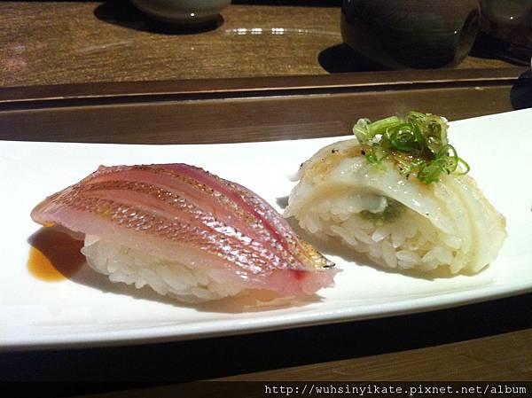 季節握壽司~超美味!