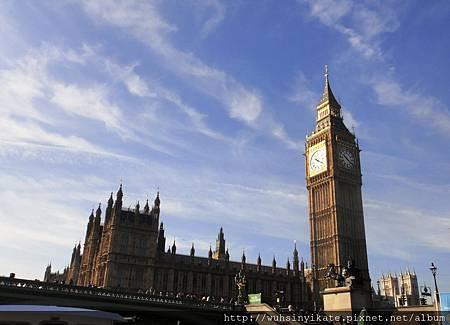 Big Ben & House of Paliament -大笨鐘及國會大樓