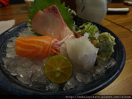 生魚片組盤