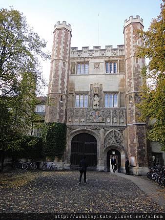 劍橋大學三一學院(Trinity College)