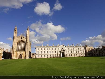 劍橋大學國王學院(King's College)
