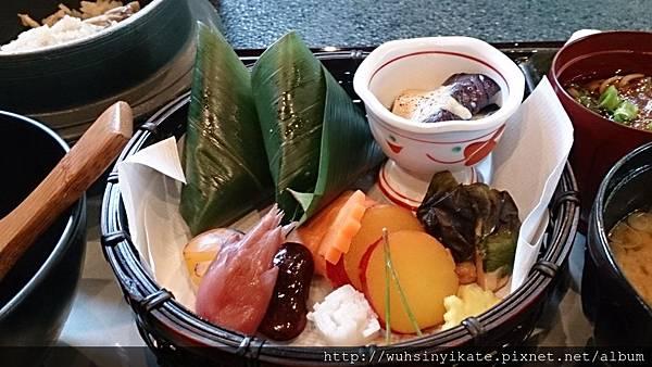 村民食堂 秋季食材