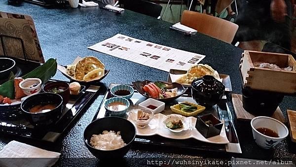 村民食堂 定食套餐