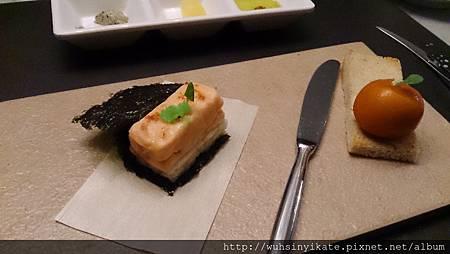 鮭魚壽司及大吉大利