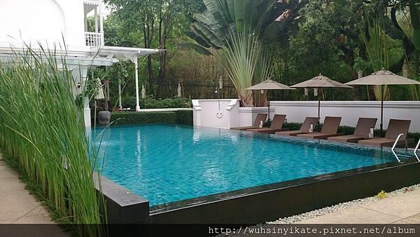 Ping Nakara Hotel 泳池