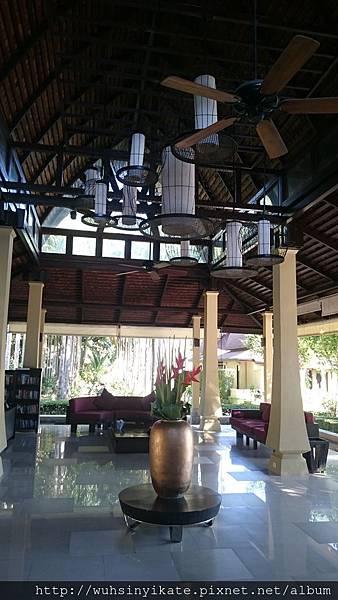 Mövenpick Resort, Koh Samui 接待大廳