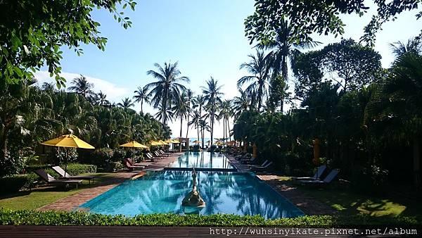 Mövenpick Resort, Koh Samui 泳池