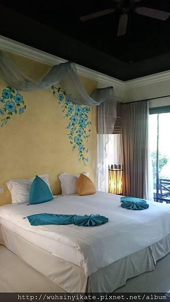 Mövenpick Resort, Koh Samui 房間