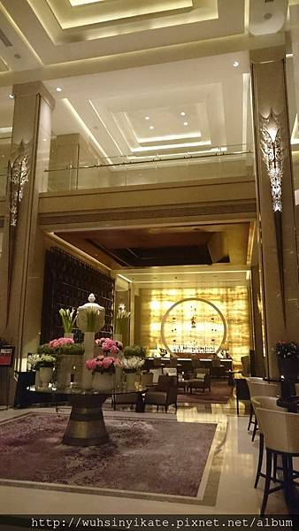 Lobby, Siam Kempinski Hotel @ Bangkok