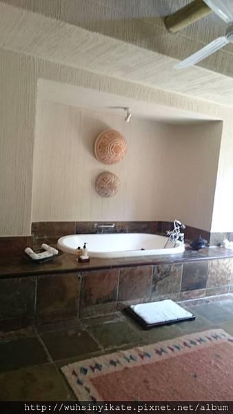 Sabi Sabi Bush Lodge -  Bathroom