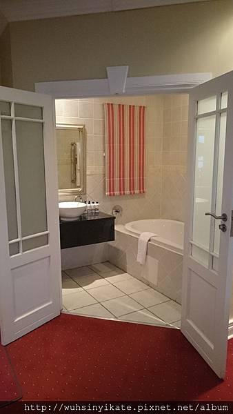 Walkersons Hotel & Spa - Bathroom