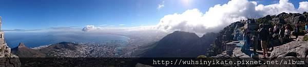桌山(Table Mountain)