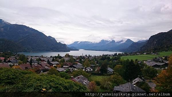 Salzburg Lake District Area - St Gilgen
