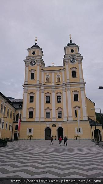 Mondsee - Wedding Chapel
