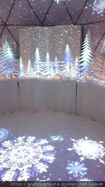 Ice Village愛絲冰城內的 Ice Theater