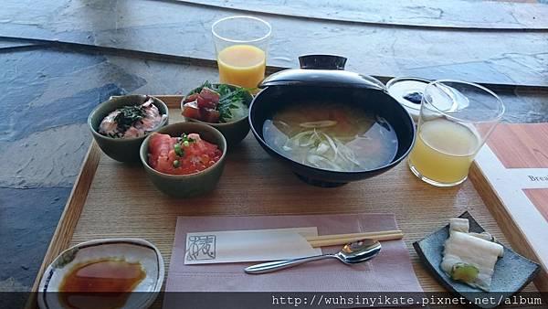 椿Salon 早餐set