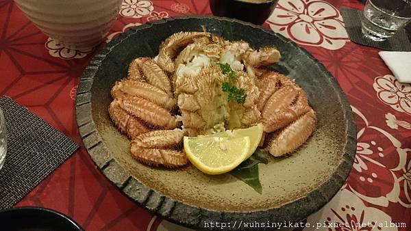 北海道 Sea Market 晚餐set