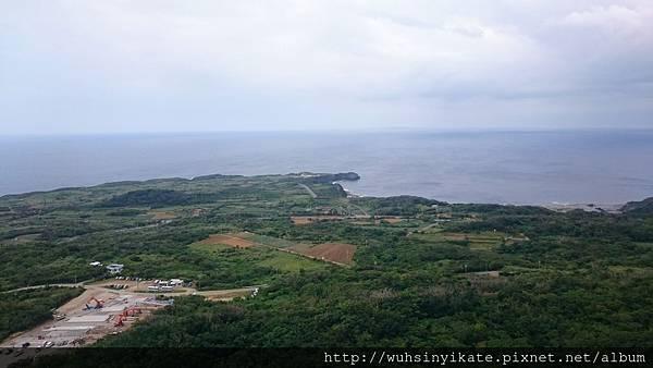 大石林山 美ら海展望台コース 可以遠眺沖縄本島最北端的辺戸岬