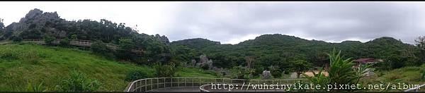 大石林山 バリアフリーコース