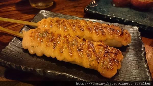 明太子雞肉