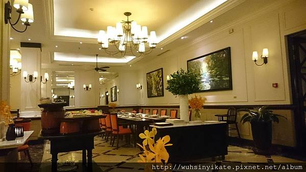 Le Beaulieu @ Hotel Metropole Hanoi - Sofitel Legend