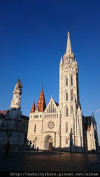 Mátyás-templom 聖母加冕教堂/馬加什教堂
