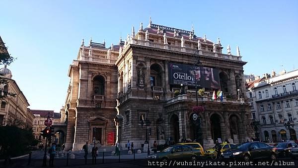Magyar Állami Operaház 匈牙利國家歌劇院
