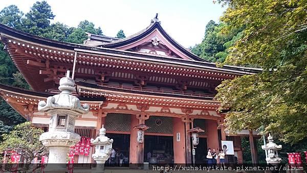 竹生島宝厳寺 本堂(弁才天堂)