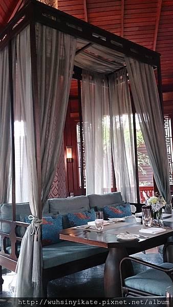 137 Pillars House 餐廳