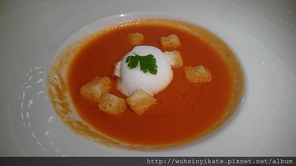 每日例湯:番茄湯