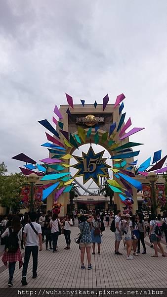 大阪環球影城 15周年