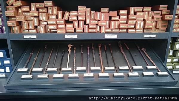 哈利波特魔法世界 魔杖