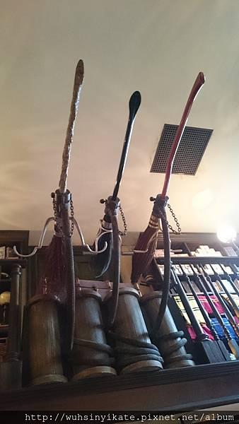 哈利波特魔法世界 飛天掃帚