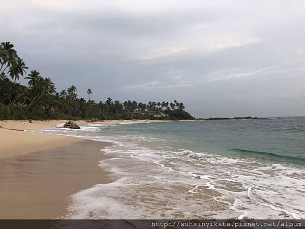 海岸沙灘, Amanwella