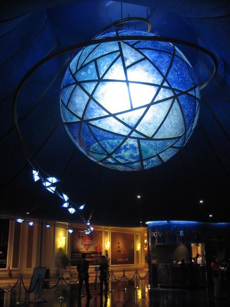 太陽馬戲團Zaia