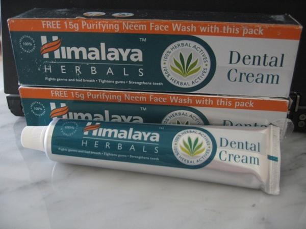 Himalava 牙膏