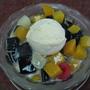 九記冰室的雜果涼粉新地