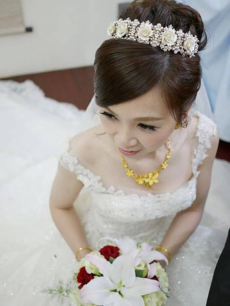 宛誼結婚12